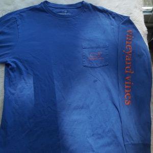 Vineyard Vines long sleeve t shirt